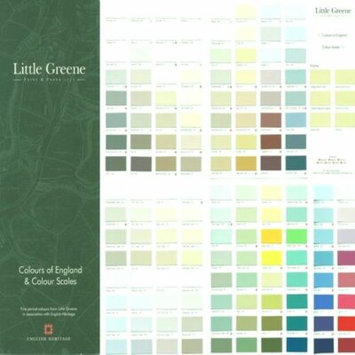 Заказ краски: все цвета Little Greene